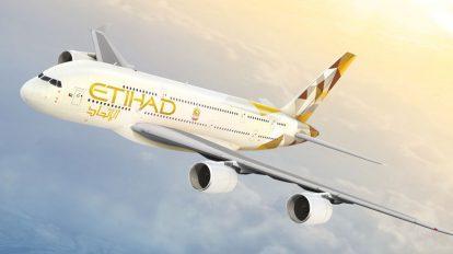 Etihad Airways, Emirati Arabi Uniti