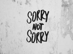 chiedere scuse