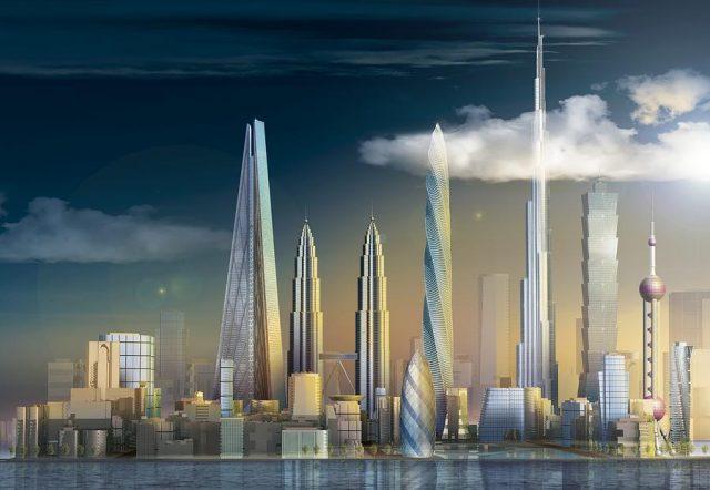 edifici più alti